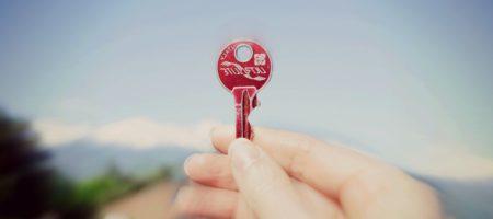 clé serrure