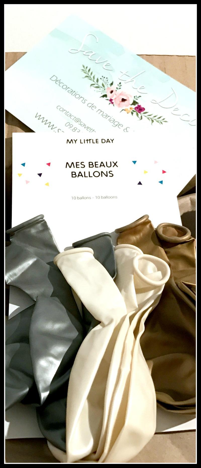 ballon metal